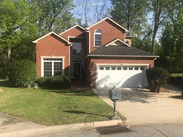 120 Queens Court, Greenwood, SC 29649 (MLS #117208) :: Premier Properties Real Estate