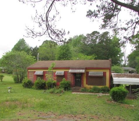 208 Brown Street, McCormick, SC 29835 (MLS #117301) :: Premier Properties Real Estate