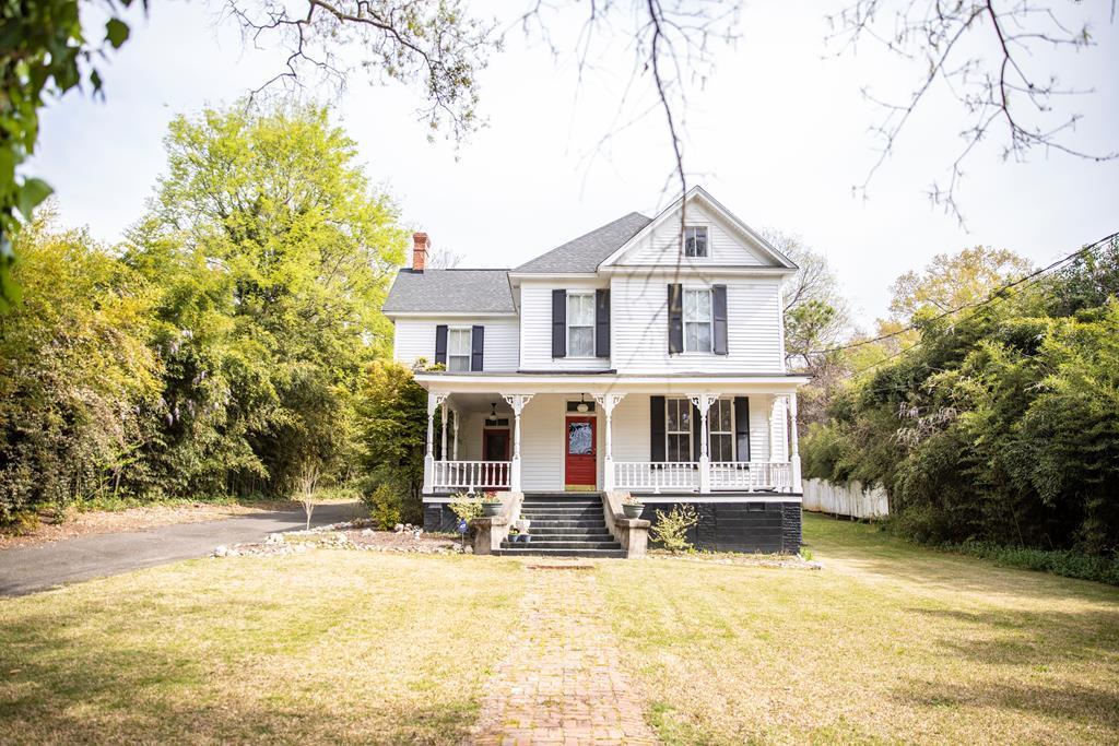 413 Simpkins Street, Edgefield, SC 29824 (MLS #117367) :: Premier  Properties Real Estate