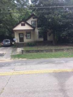 1127 Edgefield, Greenwood, SC 29646 (MLS #117862) :: Premier Properties Real Estate