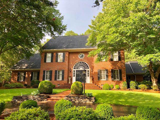 106 Parkwood Ct., Greenwood, SC 29646 (MLS #117881) :: Premier Properties Real Estate