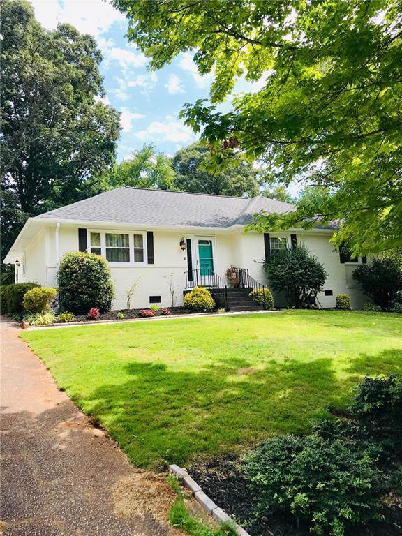 4917 Candlewyck Lane, Greenville, SC 29617 (MLS #117975) :: Premier Properties Real Estate