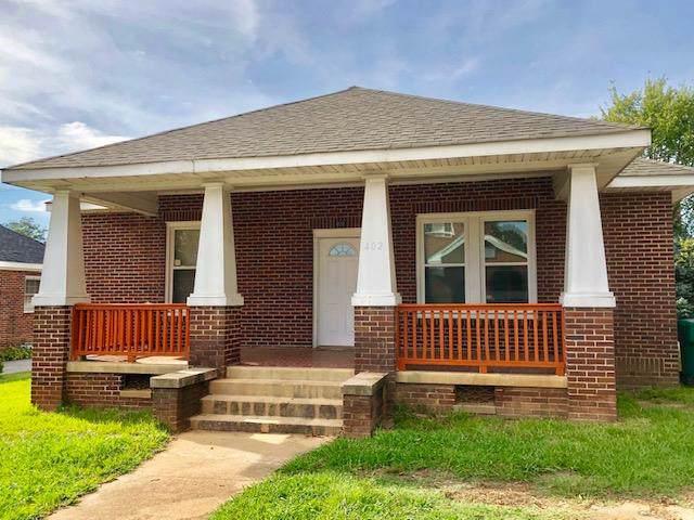 402 Piedmont Ave., Greenwood, SC 29646 (MLS #117999) :: Premier Properties Real Estate