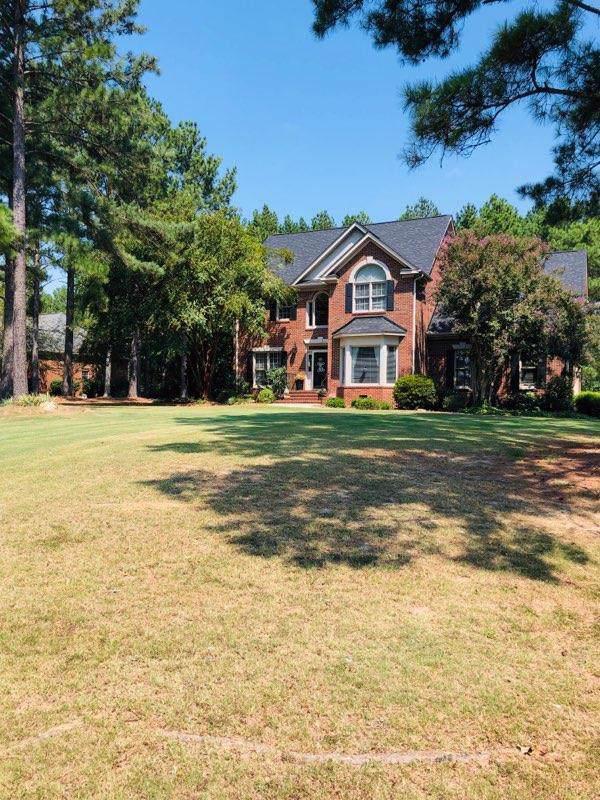 604 Fairway Lakes, Greenwood, SC 29649 (MLS #118020) :: Premier Properties Real Estate