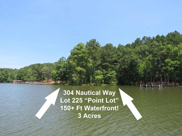 304 Nautical Way, Greenwood, SC 29649 (MLS #111558) :: Premier Properties Real Estate