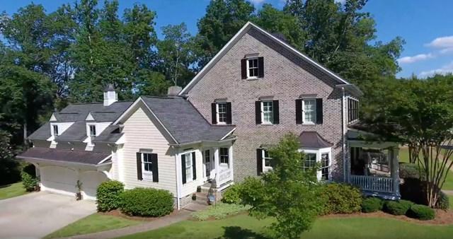 101 Lelia Dr, Greenwood, SC 29646 (MLS #113010) :: Premier Properties Real Estate
