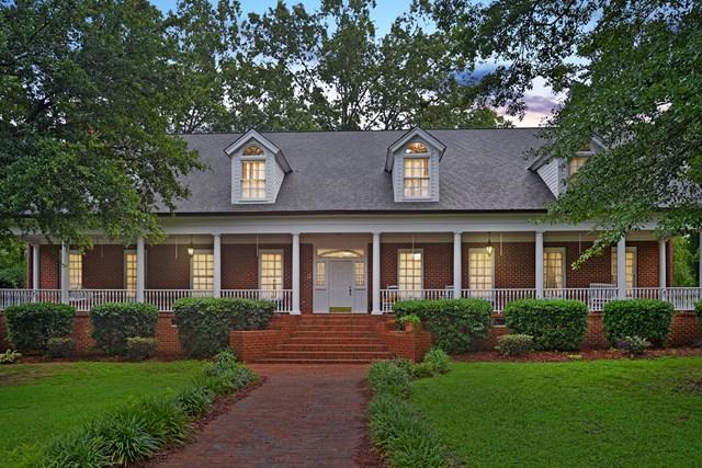 107 Prestwick, Greenwood, SC 29646 (MLS #114102) :: Premier Properties Real Estate