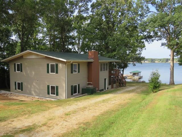 2153 Pineland Shores, Cross Hill, SC 29332 (MLS #114452) :: Premier Properties Real Estate