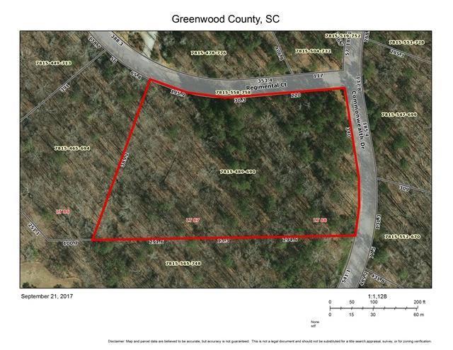 103 Regimental Ct., Ninety Six, SC 29666 (MLS #114517) :: Premier Properties Real Estate