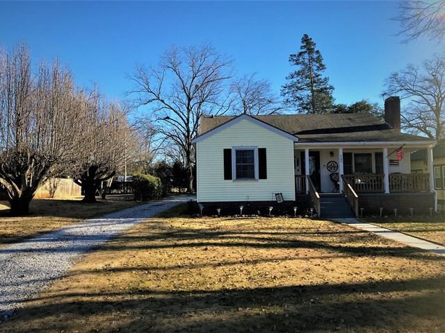 302 Magazine Street, Abbeville, SC 29620 (MLS #114990) :: Premier Properties Real Estate
