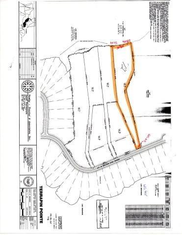 Lot 72 Terrapin Pointe Rd., Hodges, SC 29653 (MLS #115118) :: Premier Properties Real Estate