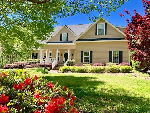 6 Keystone Cir., Abbeville, SC 29620 (MLS #117194) :: Premier Properties Real Estate