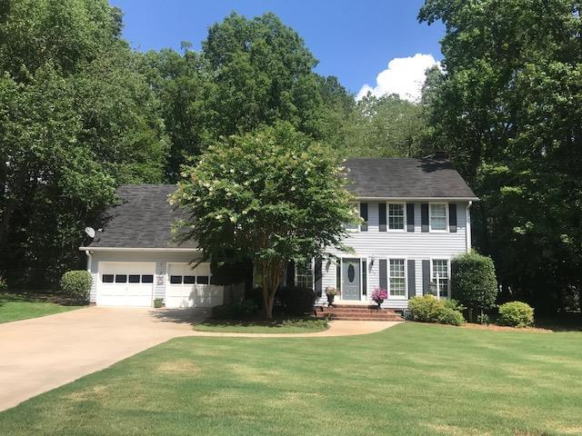 119 Bedford Rd., Greenwood, SC 29649 (MLS #117555) :: Premier Properties Real Estate