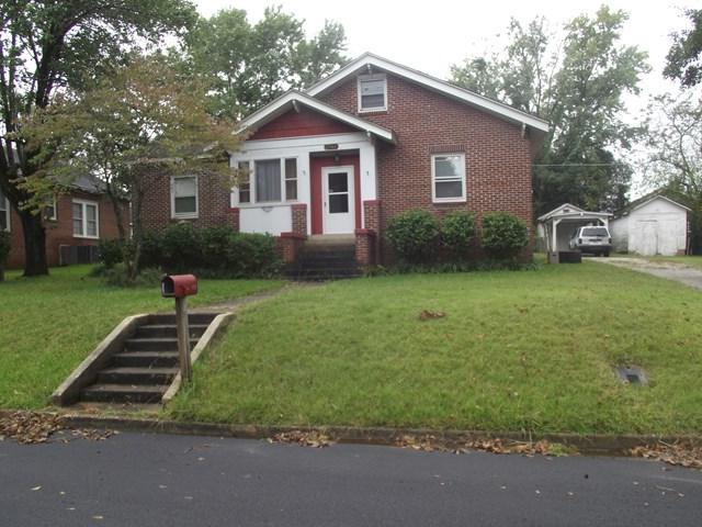 116 Liberty St, Ninety Six, SC 29666 (MLS #114612) :: Premier Properties Real Estate