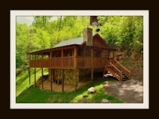 """2119 Rising Fawn Way """"A Bearadise Fo, Sevierville, TN 37876 (#209456) :: Colonial Real Estate"""