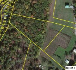 Laurel Springs Parcel 127  122, Cosby, TN 37722 (#209661) :: SMOKY's Real Estate LLC