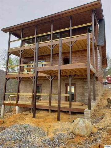 809 Pine Top Ln, Gatlinburg, TN 37738 (#226092) :: Four Seasons Realty, Inc