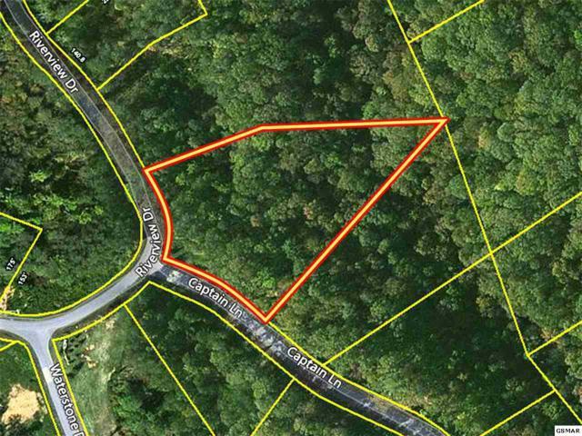 Lot 24 Captain Lane, Dandridge, TN 37725 (#205456) :: Four Seasons Realty, Inc