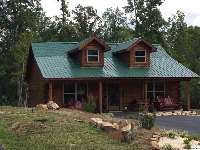 Lot 11 Rondayview, Sevierville, TN 37876 (#208779) :: Colonial Real Estate