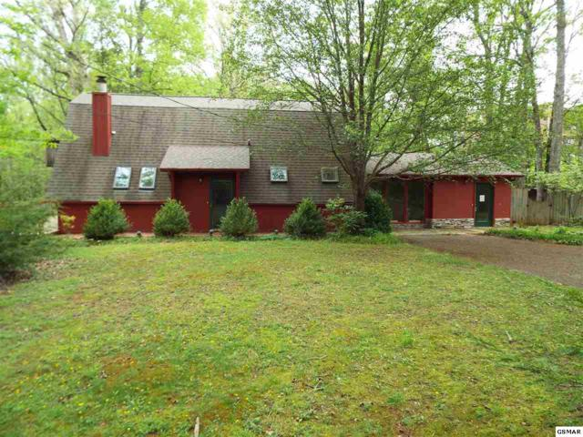 537 Gatlin Drive Lots 2 & 3, Gatlinburg, TN 37738 (#209421) :: Colonial Real Estate