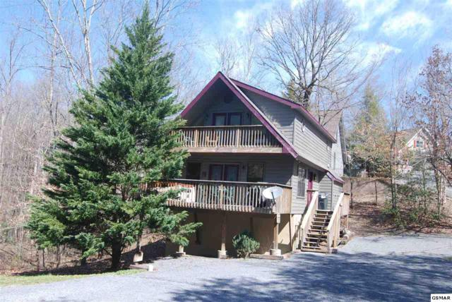 2711 Timber Way Little Greenbri, Pigeon Forge, TN 37863 (#209656) :: Colonial Real Estate