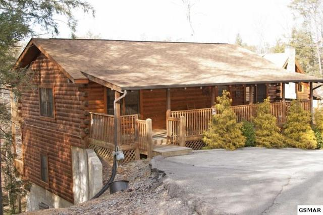 727 Black Hawk Cabin 249, Pigeon Forge, TN 37863 (#210222) :: Colonial Real Estate