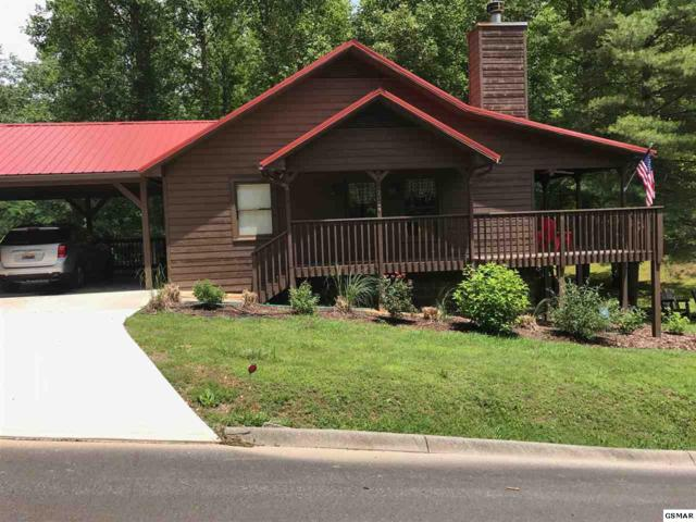 2824 Joyner Hills Lane, Sevierville, TN 37876 (#210334) :: Colonial Real Estate