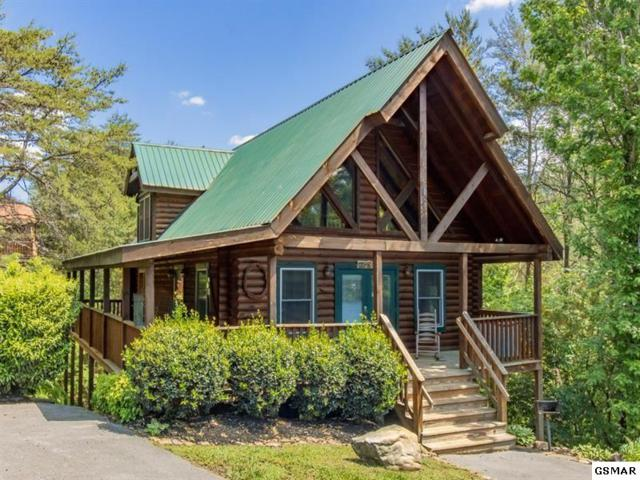 2611 Tree Top Way Wilderness Thea, Pigeon Forge, TN 37863 (#210589) :: The Terrell Team