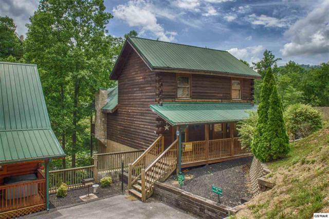 616 Chickasaw Gap Way, Pigeon Forge, TN 37863 (#210659) :: SMOKY's Real Estate LLC