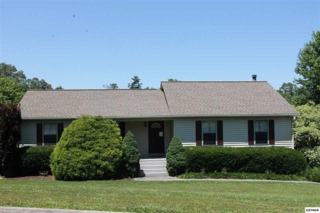 1846 Big Buck Lane, Sevierville, TN 37876 (#210714) :: SMOKY's Real Estate LLC
