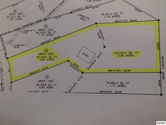 Lot 44 Majestic Circle, Dandridge, TN 37725 (#210814) :: Colonial Real Estate