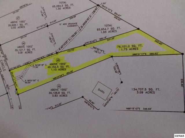 Lot 45 Majestic Circle, Dandridge, TN 37725 (#210815) :: Colonial Real Estate
