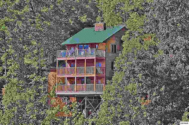 1503 Zermatt Drive, Gatlinburg, TN 37738 (#211212) :: Colonial Real Estate