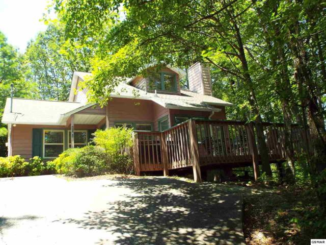 1148 Ski View Dr, Gatlinburg, TN 37738 (#211363) :: Four Seasons Realty, Inc