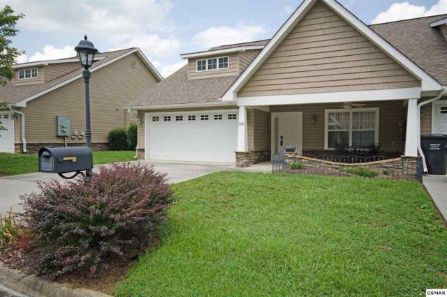 316 Meriwether Way, Pigeon Forge, TN 37863 (#211524) :: SMOKY's Real Estate LLC