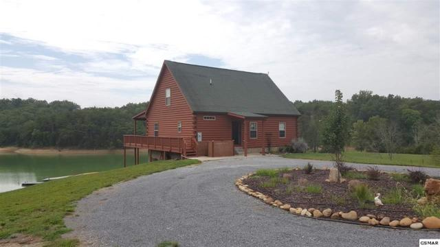 3769 Island View Rd Island View, Sevierville, TN 37876 (#211687) :: Colonial Real Estate
