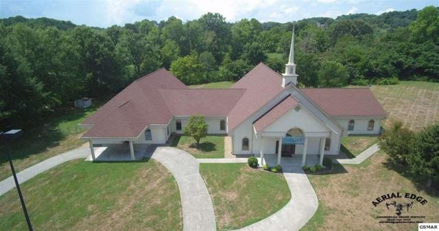 661 Parkway, Sevierville, TN 37862 (#211729) :: Colonial Real Estate