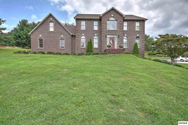 421 Fairway Estates Dr, Blountville, TN 37617 (#211903) :: Four Seasons Realty, Inc
