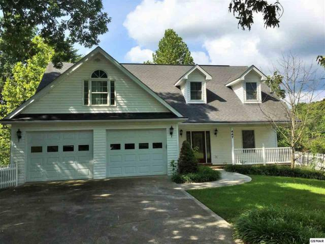 447 Sharon Drive, Pigeon Forge, TN 37863 (#211933) :: Colonial Real Estate