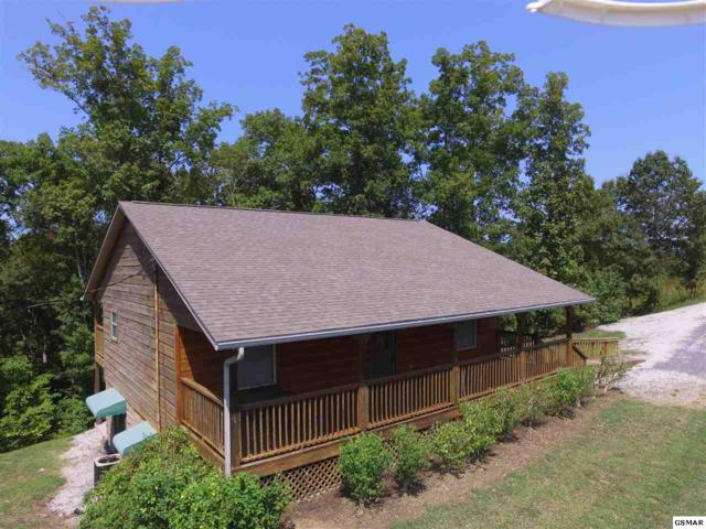 910 Luther Way, Sevierville, TN 37876 (#212021) :: Four Seasons Realty, Inc