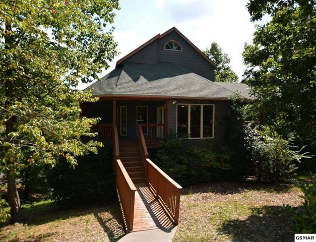 "304 Village Way ""Mountain Refle, Pigeon Forge, TN 37863 (#212285) :: Colonial Real Estate"