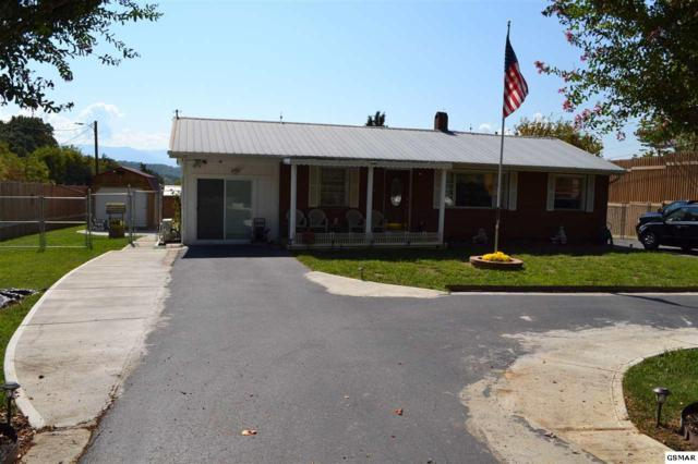 2187 Old Newport Hwy, Sevierville, TN 37876 (#212503) :: Colonial Real Estate