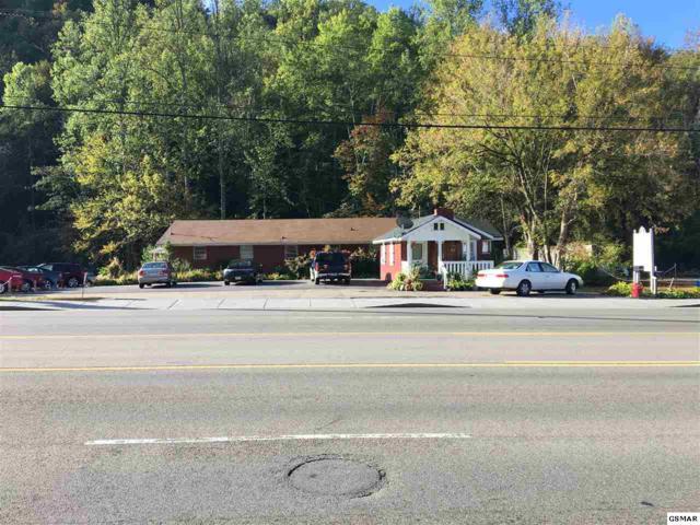 1410/1414 E Parkway, Gatlinburg, TN 37738 (#212514) :: The Terrell Team