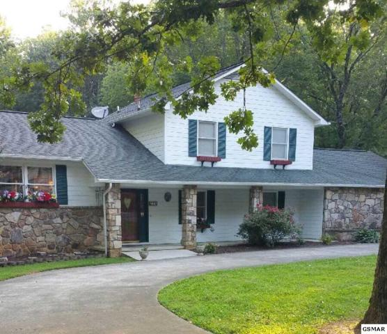 328 Birchwood Lane, Sevierville, TN 37862 (#212659) :: Colonial Real Estate
