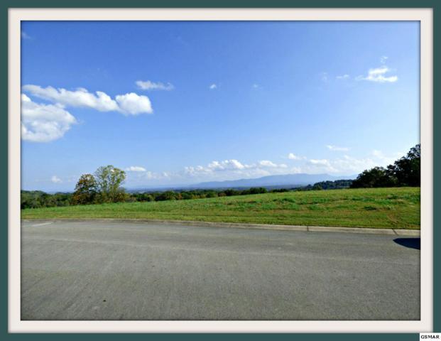 Lot 9 Hilltop View Dr., Dandridge, TN 37725 (#212715) :: SMOKY's Real Estate LLC