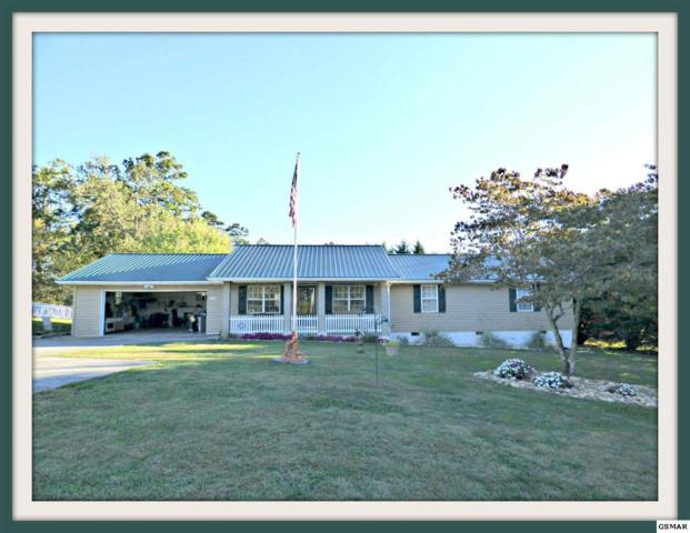 443 Morie Rd., Dandridge, TN 37725 (#212766) :: Colonial Real Estate