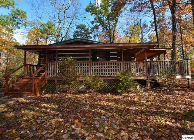 "1004 Elm Circle ""The Hideaway"", Sevierville, TN 37876 (#213128) :: Colonial Real Estate"