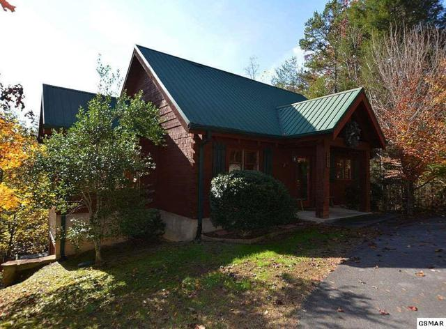 "2345 Maple Leaf Way ""Tranquility"", Sevierville, TN 37862 (#213129) :: Colonial Real Estate"