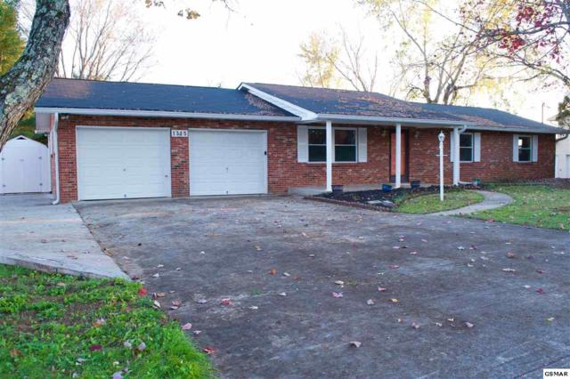 1315 Highland Park Drive, Seymour, TN 37865 (#213241) :: Colonial Real Estate