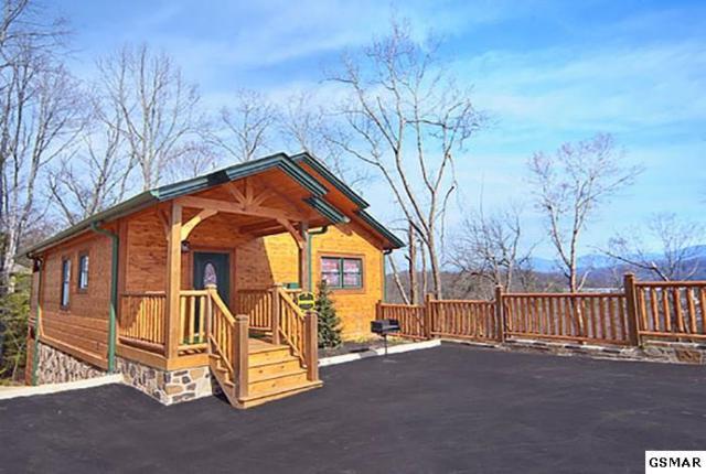 922 Park View Way, Gatlinburg, TN 37738 (#213306) :: Colonial Real Estate